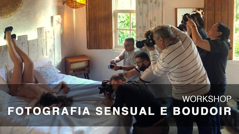 Workshop sensual e boudoir 1ª edição 2019